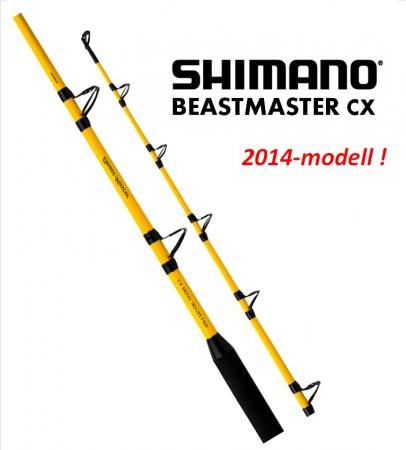 Shimano Beastmaster CX Boat 20-30 lb