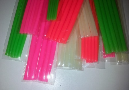 Super Glow Tubing 3 mm (lengde: 1 meter)
