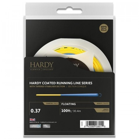 Hardy Floating Running Line 0.37