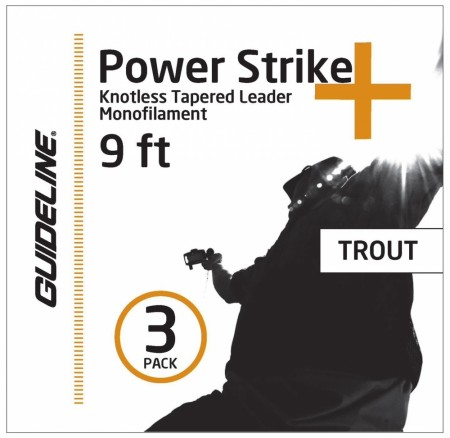 Guideline Power Strike fortom (3-pk)