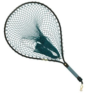 McLean Landing Net Large RUBBER NET (110-R)