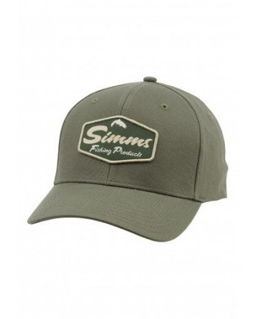 Simms Classic Ball Cap Olive