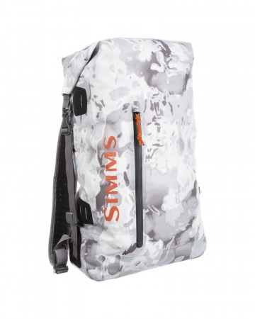 Simms Dry Creek Simple Pack - 25L Cloud Camo Grey