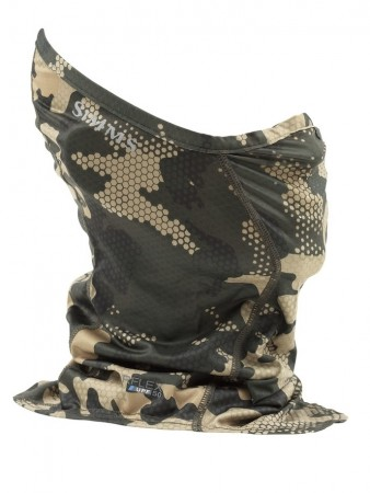 Simms BugStopper SunGaiter Hex Flo Camo Timber