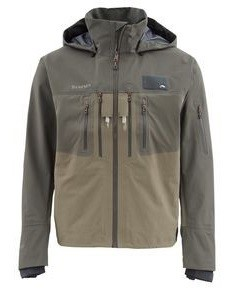 Simms G3 Guide Tactical Jacket Dark Olive (XL)