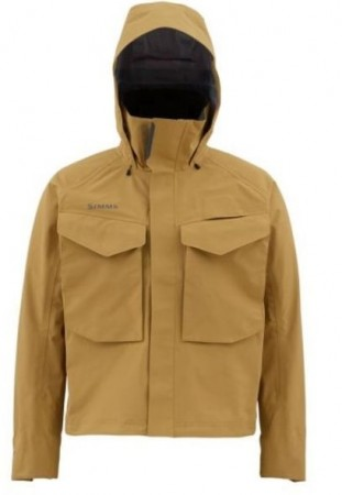 Simms Guide Jacket Honey Brown - Large