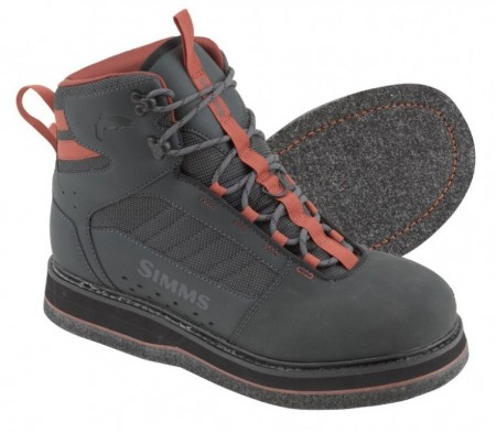 Simms Tributary Boot Carbon Felt