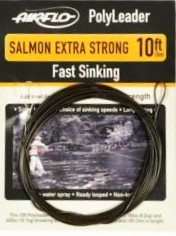 Airflo 10´ Polyleader Salmon X-strong
