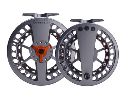 Lamson Speedster 3 Grey/Orange