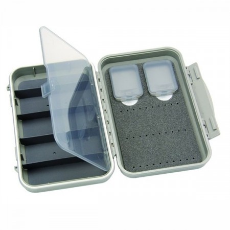 C&F Medium 2-Row WP Tube Fly Case w 5 Comp (CF-2405H)