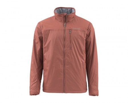 Simms Midstream Insulated Jacket Rusty Red (Medium)