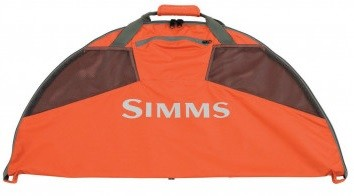 Simms Taco Bag Orange