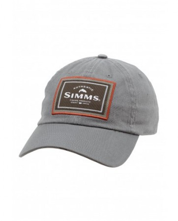 Simms Single Haul Cap Gunmetal