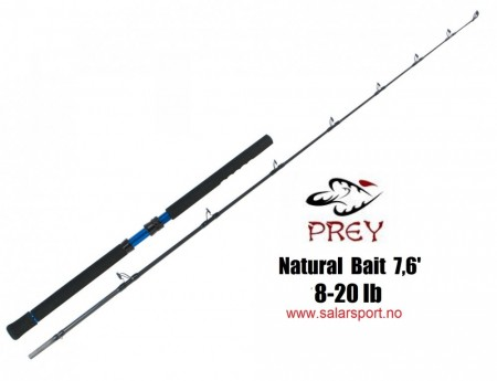 Prey Natural Bait 7,6´ (6-12 lb)