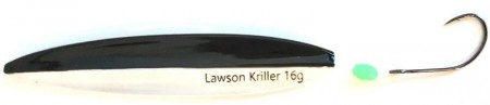Lawson Kriller 16 g Black Silver Grey
