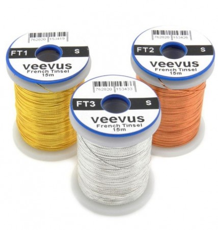 Veevus Oval Tinsel