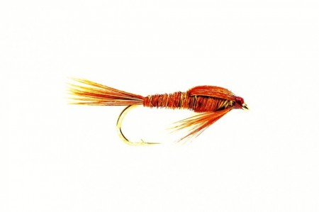 PHEASANT TAIL NATURAL #10, FORTYNGET