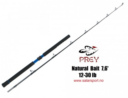 Prey Natural Bait 7,6´ (12-30 lb) V2