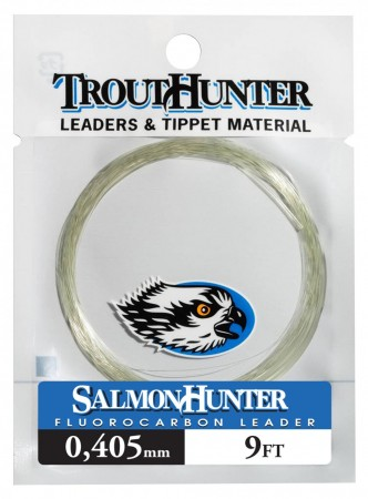 SalmonHunter Fluorocarbon Leader 9ft (270 cm)