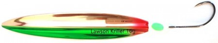 Lawson Kriller 16 g Dark Green Copper Metallic