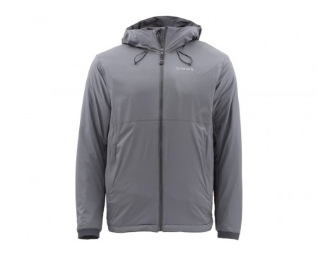 Simms MidCurrent Hooded Jacket Raven (Medium)