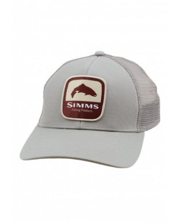 Simms Trout Patch Trucker Boulder