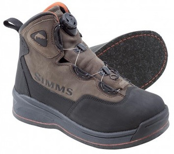 Simms Headwaters BOA Boot Felt Dark Olive