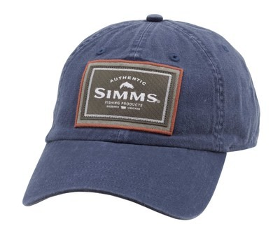 Simms Single Haul Cap Admiral Blue