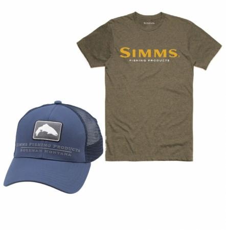 Caps, luer & t-skjorter