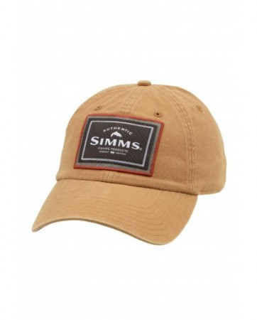 Simms Single Haul Cap Acorn