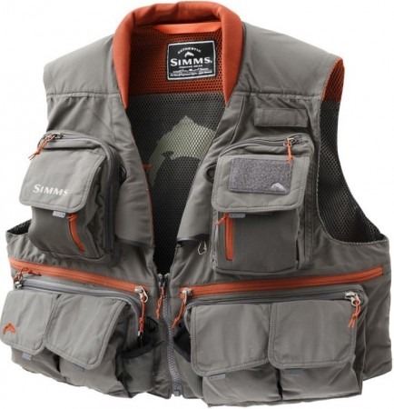 Simms Guide Vest (Greystone)