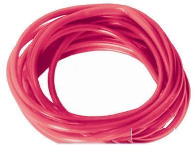 Gummislanger, plaststrømpe
