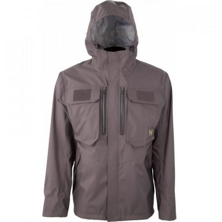 Hodgman Aesis Shell Jacket Char./Black