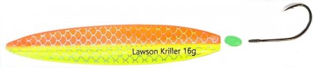 Lawson Kriller 16 g Fluo Orange Yellow