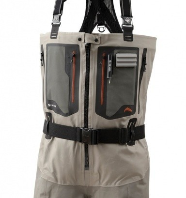 Simms G4 Zip Stockingfoot
